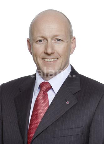 Sven Fokkema - Mitglied des Talanx-Vorstands