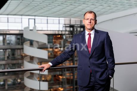 Torsten Leue - Vorstandsvorsitzender der Talanx AG